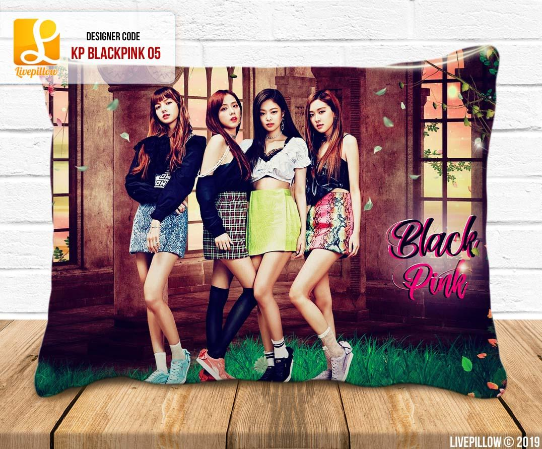 Blackpink Pillow Livepillow Customized Made Easy