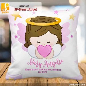 Angel Pillow Customized Souvenir