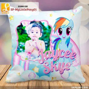 My Little Pony Pillow Customized Souvenir