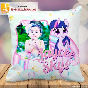 My Little Pony Pillow Customized Souvenir
